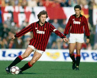 Franco Baresi: lecteur biographie et photo